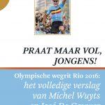 paperback omslag voorkant PRAAT MAAR VOL, JONGENS!