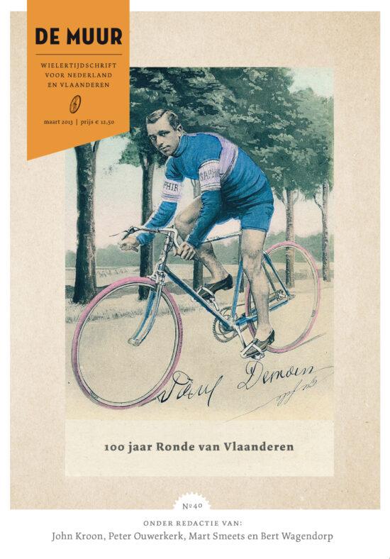 De Muur #40 // 100 jaar Ronde van Vlaanderen
